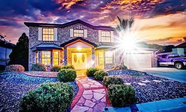 2028 Pueblo Nuevo Circle, El Paso, TX 79936 (MLS #848991) :: Summus Realty