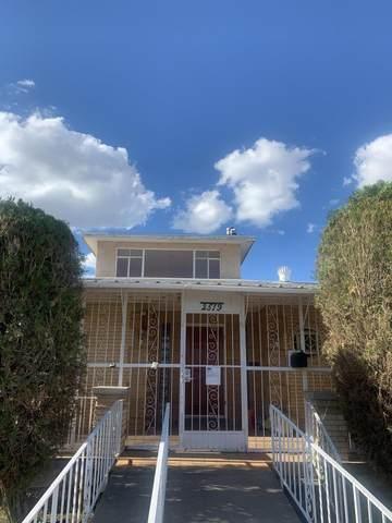 2519 Frankfort Avenue, El Paso, TX 79930 (MLS #850622) :: The Purple House Real Estate Group