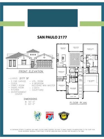736 Chatham Place, El Paso, TX 79928 (MLS #852477) :: Jackie Stevens Real Estate Group