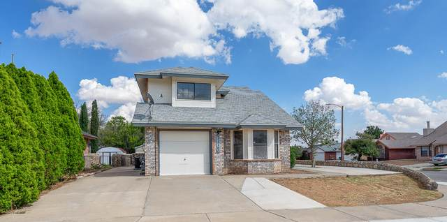 11100 Loma Roja Drive, El Paso, TX 79934 (MLS #852853) :: Jackie Stevens Real Estate Group