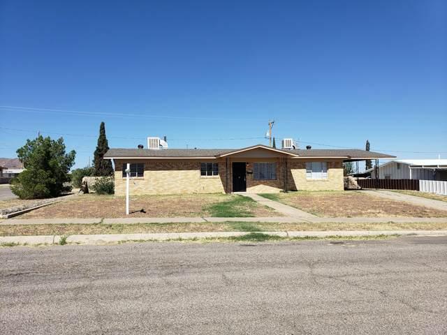4201 Atlas Avenue, El Paso, TX 79904 (MLS #853479) :: The Purple House Real Estate Group