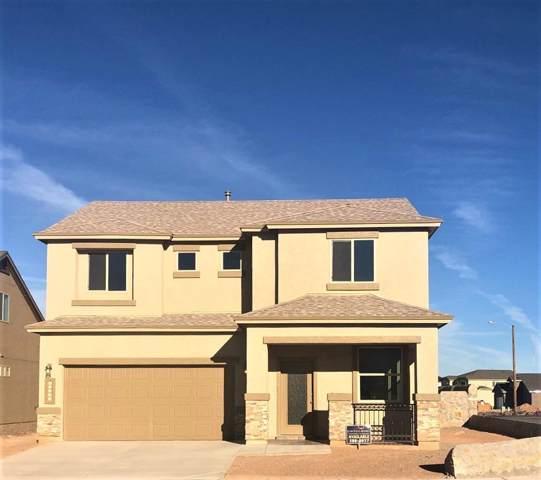 10480 Hidden Pond Street, El Paso, TX 79924 (MLS #808248) :: The Matt Rice Group