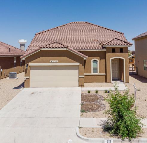 618 Darlington, El Paso, TX 79928 (MLS #810277) :: The Matt Rice Group