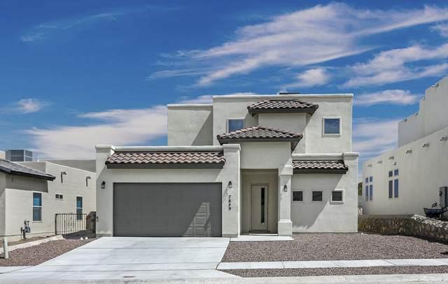 7849 Enchanted View, El Paso, TX 79911 (MLS #816905) :: Preferred Closing Specialists
