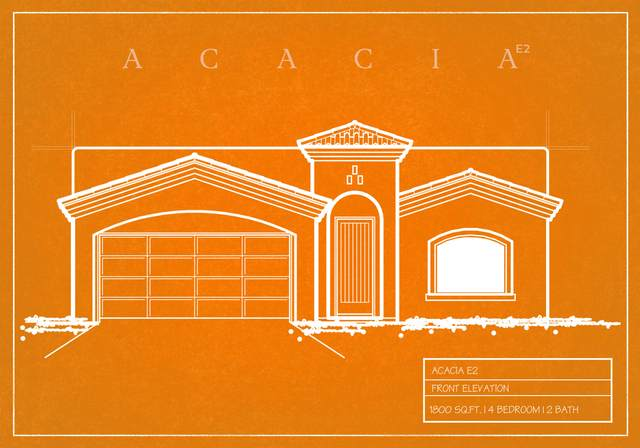 12570 New Dawn Drive, El Paso, TX 79938 (MLS #817575) :: Preferred Closing Specialists
