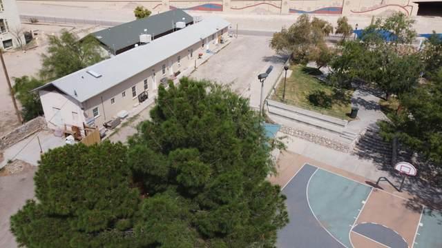 1820 W Paisano Drive #9, El Paso, TX 79922 (MLS #833361) :: Preferred Closing Specialists