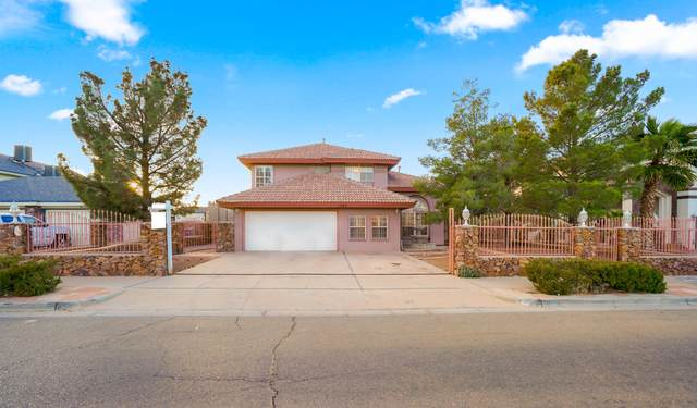 1325 Whirl Away Drive, El Paso, TX 79936 (MLS #837835) :: The Purple House Real Estate Group
