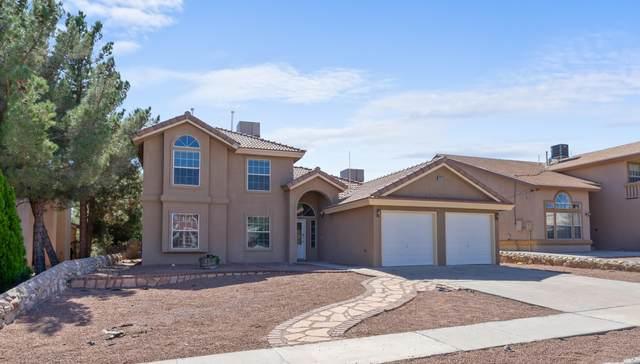 4312 John B Oblinger Drive, El Paso, TX 79934 (MLS #846975) :: Jackie Stevens Real Estate Group