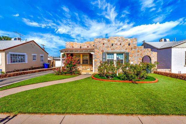 3515 N Stanton Street, El Paso, TX 79902 (MLS #812965) :: Preferred Closing Specialists