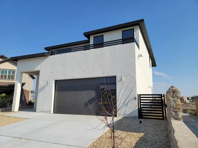7861 Enchanted View Drive, El Paso, TX 79911 (MLS #818202) :: Mario Ayala Real Estate Group