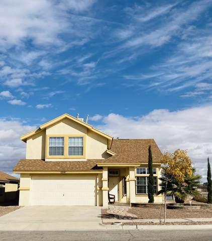 12197 Sun Ray Way, El Paso, TX 79928 (MLS #818337) :: Preferred Closing Specialists
