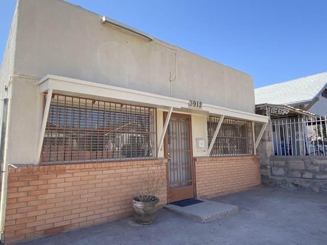3912 Mountain Avenue, El Paso, TX 79930 (MLS #842571) :: Summus Realty