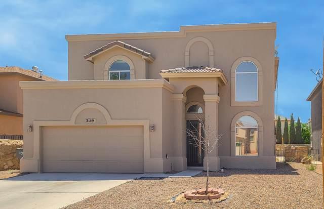 2149 Shreya Street, El Paso, TX 79938 (MLS #847568) :: Red Yucca Group