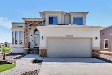 13690 Holbeck Street, El Paso, TX 79928 (MLS #755555) :: The Matt Rice Group