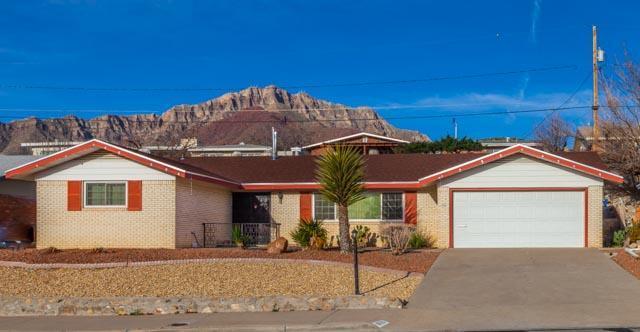 8721 Magnetic Street, El Paso, TX 79904 (MLS #802098) :: The Matt Rice Group