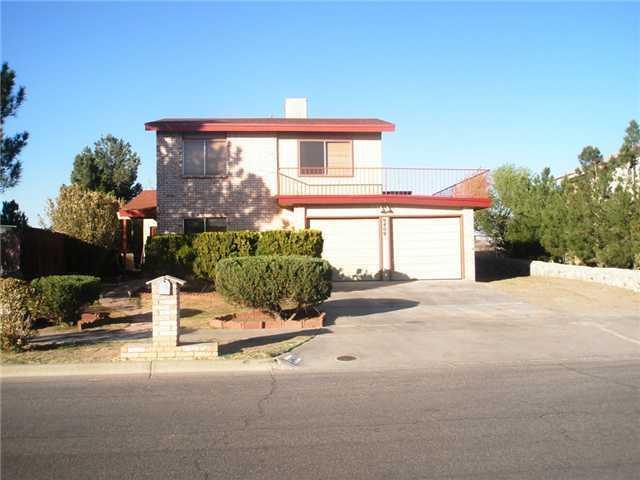 9409 Louvre Drive, El Paso, TX 79907 (MLS #804371) :: Preferred Closing Specialists