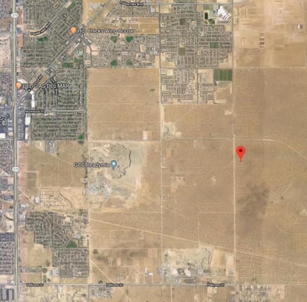 5 Horizon City Estates #60 Lot 2, El Paso, TX 79938 (MLS #806037) :: The Purple House Real Estate Group