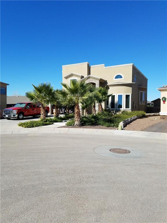 12957 Pleasant Manor Court, El Paso, TX 79938 (MLS #806193) :: Preferred Closing Specialists