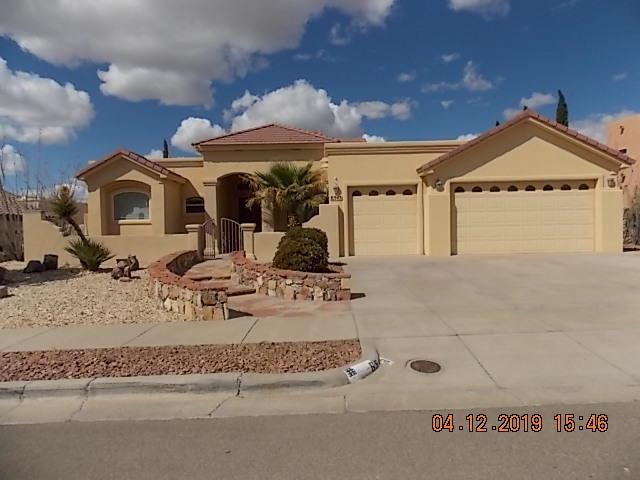 6543 Laramie Ridge Lane, El Paso, TX 79912 (MLS #806866) :: The Purple House Real Estate Group