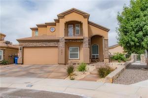 5561 Dennis Cavin Lane, El Paso, TX 79934 (MLS #807002) :: The Purple House Real Estate Group