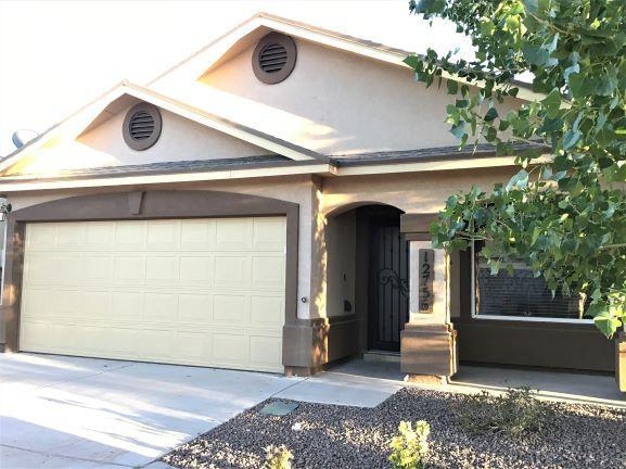 12756 Caroline May Court, El Paso, TX 79938 (MLS #807050) :: The Purple House Real Estate Group
