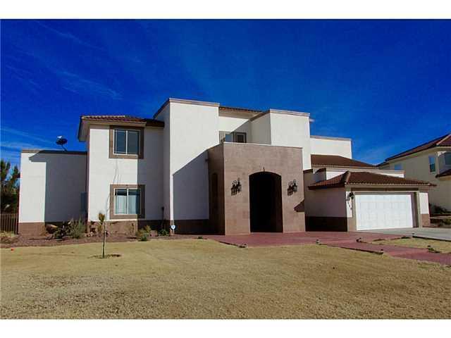 6118 Via De Los Arboles, El Paso, TX 79932 (MLS #807906) :: The Matt Rice Group