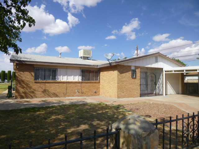 5901 Regulus Road, El Paso, TX 79924 (MLS #809852) :: Jackie Stevens Real Estate Group