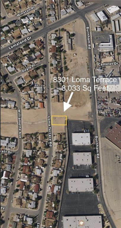 8301 Loma Terrace Road, El Paso, TX 79907 (MLS #809879) :: The Purple House Real Estate Group