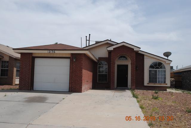 12136 Yvonne Richardson Avenue, El Paso, TX 79936 (MLS #809979) :: The Purple House Real Estate Group