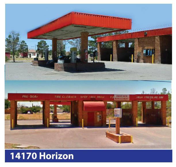 14170 Horizon Boulevard, Horizon City, TX 79928 (MLS #810016) :: The Matt Rice Group