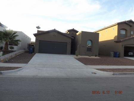 14829 Harry Flournoy, El Paso, TX 79938 (MLS #810467) :: The Purple House Real Estate Group