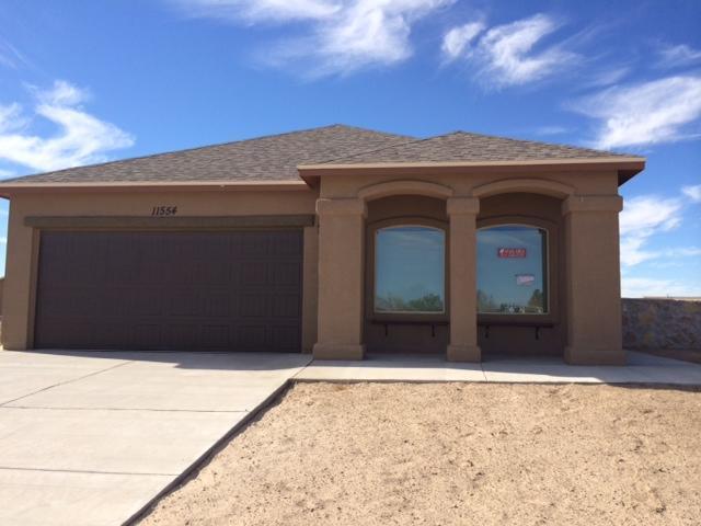 14373 Chris Zingo Lane, Horizon City, TX 79928 (MLS #812355) :: Jackie Stevens Real Estate Group