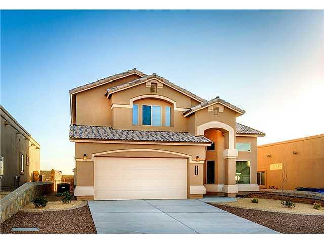 13829 Villa Vista Avenue, Horizon City, TX 79928 (MLS #812366) :: Jackie Stevens Real Estate Group