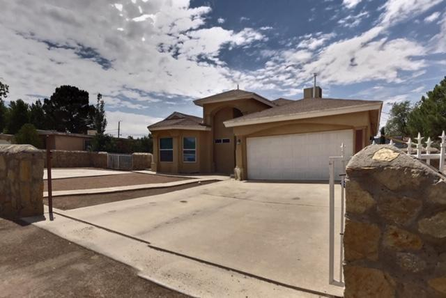 1060 Kimberley Street, El Paso, TX 79932 (MLS #812601) :: The Purple House Real Estate Group