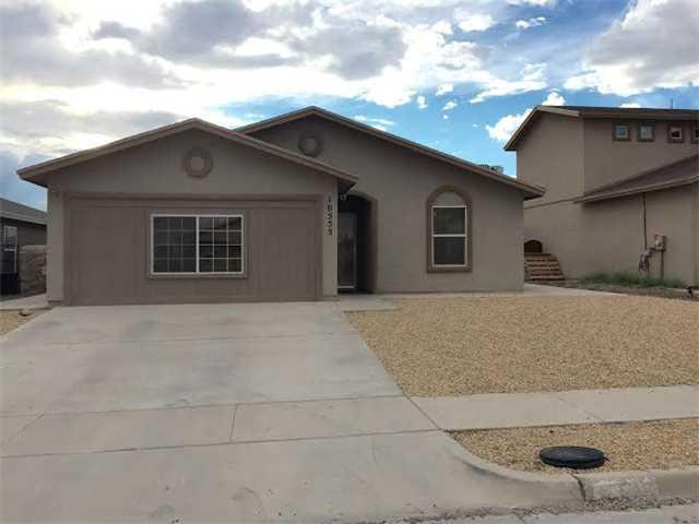 10553 Canyon Sage Drive, El Paso, TX 79924 (MLS #812818) :: The Matt Rice Group