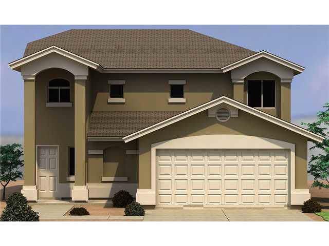 11501 Flor Gloriosa Drive, Socorro, TX 79927 (MLS #813473) :: The Purple House Real Estate Group