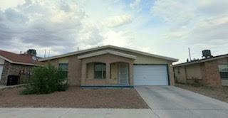 408 Katherine Drive, Horizon City, TX 79928 (MLS #813745) :: The Purple House Real Estate Group