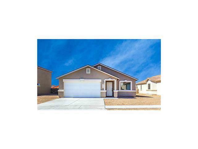 11530 Flor Celosia Drive, Socorro, TX 79927 (MLS #815514) :: The Matt Rice Group