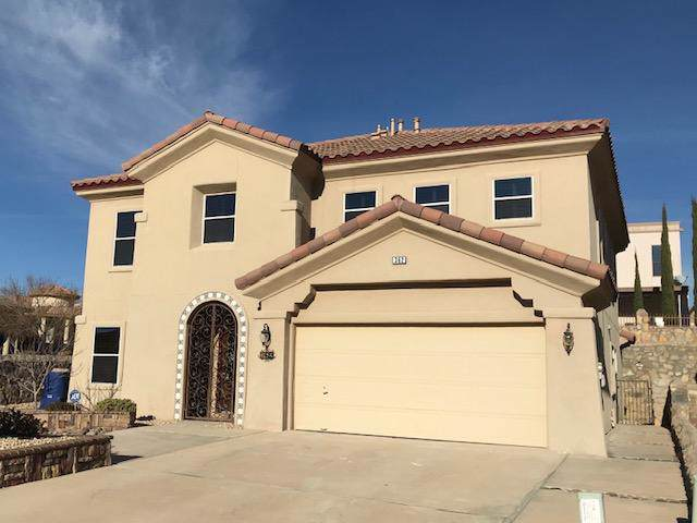 362 El Camino Drive, El Paso, TX 79912 (MLS #815671) :: The Purple House Real Estate Group
