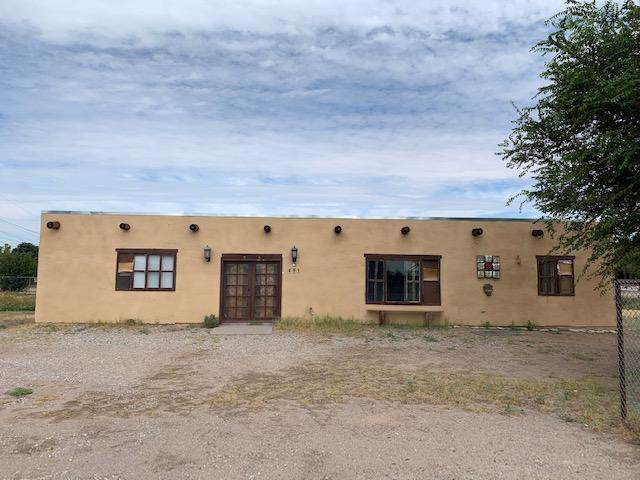 491 Zebu Road, El Paso, TX 79927 (MLS #816360) :: The Matt Rice Group