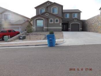 221 Stoneside, El Paso, TX 79928 (MLS #816482) :: The Matt Rice Group