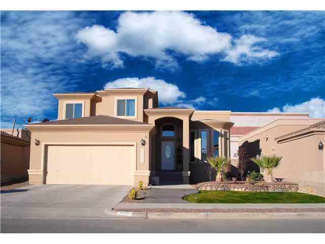 13809 Lago Vista Avenue, El Paso, TX 79928 (MLS #816768) :: The Matt Rice Group