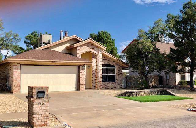436 Amalia Drive, Horizon City, TX 79928 (MLS #816848) :: Preferred Closing Specialists