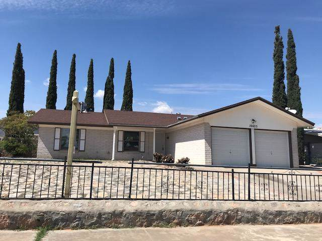 10425 Aphonia Drive, El Paso, TX 79924 (MLS #816902) :: The Matt Rice Group