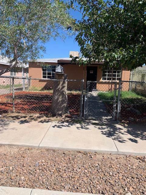 7121 Stiles Drive, El Paso, TX 79915 (MLS #817089) :: Preferred Closing Specialists