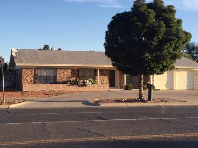 2021 Trawood Drive, El Paso, TX 79935 (MLS #817156) :: The Matt Rice Group