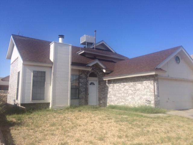 4733 Loma De Plata Drive, El Paso, TX 79934 (MLS #817199) :: The Purple House Real Estate Group