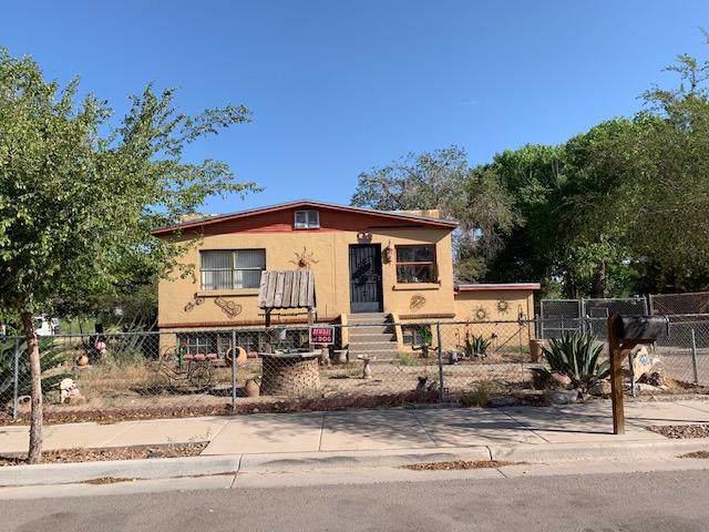 225 Yale Avenue, El Paso, TX 79907 (MLS #817221) :: Preferred Closing Specialists