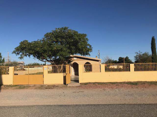 3850 Judy Marie Lane, El Paso, TX 79938 (MLS #817241) :: The Purple House Real Estate Group