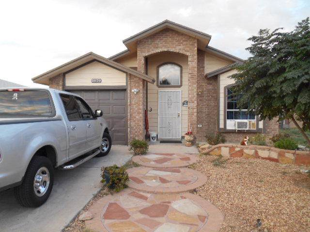 5979 Equinox Court, El Paso, TX 79924 (MLS #817373) :: Preferred Closing Specialists